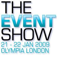 The Event Show 2009 Logo