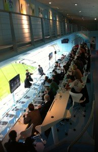 The Gathering taking place at Lords Media Centre
