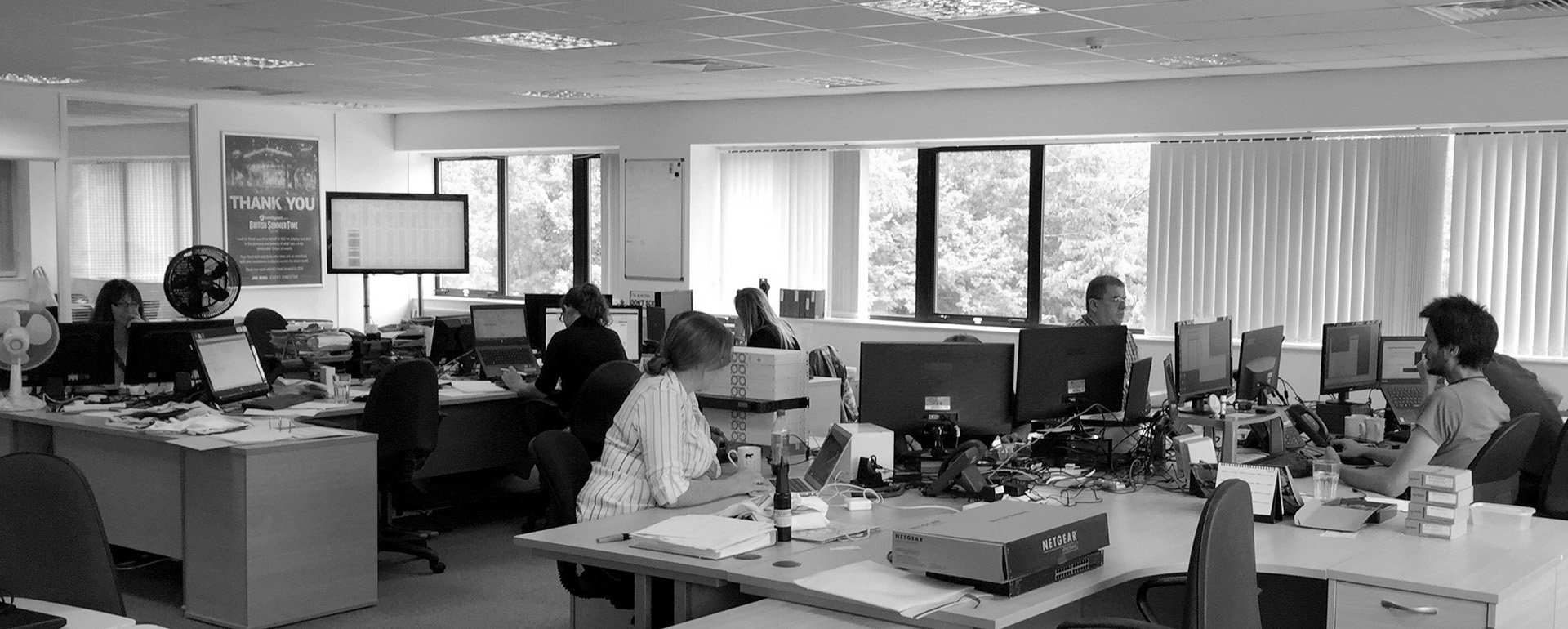 Etherlive Office Wiltshire