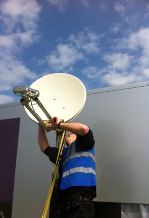 Photo of Satellite Internet