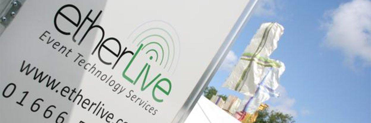 Etrherlive Event Banner