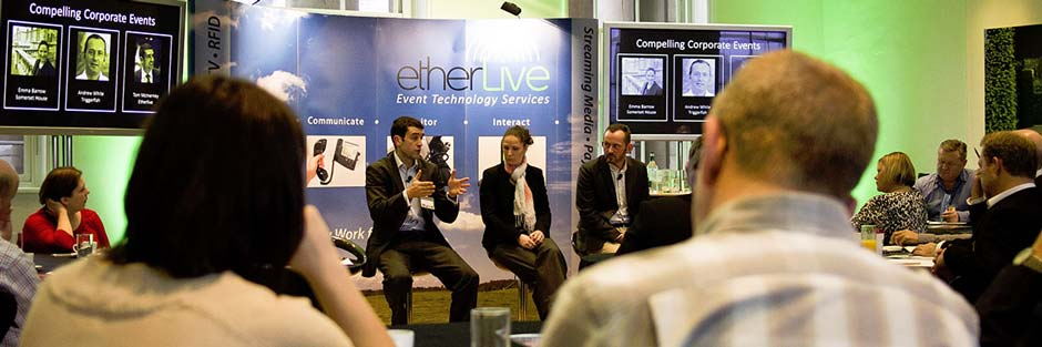 Etherlive Event IT consulting services