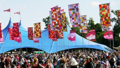 WOMAD offers free public wi-fi to all attendees