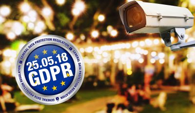 GDPR, CCTV and Events